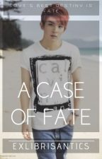 The Case of Fate | Ricky by exlibrisantics
