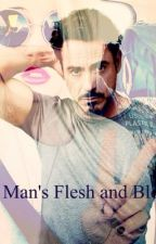 Iron Man's Flesh And Blood by okayysalem