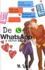 De WhatsApp y otros males. by inmyhead1d