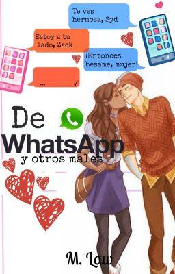 http://www.wattpad.com/story/27390928-de-whatsapp-y-otros-males