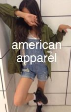american apparel + afi by sweeteas