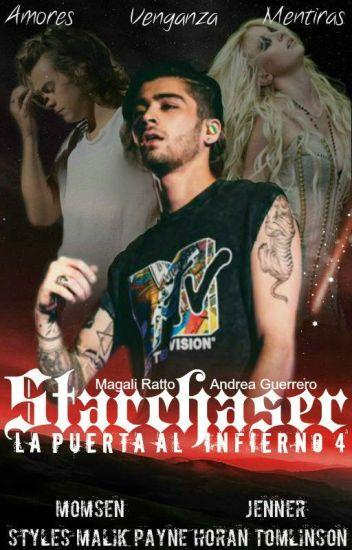 Starchaser: La Puerta al Infierno 4 (One Direction)