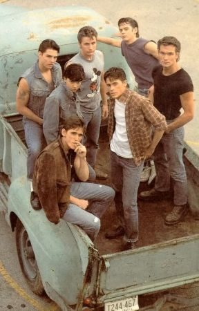 The Outsiders Preferences, and Imagines - Dally Imagine