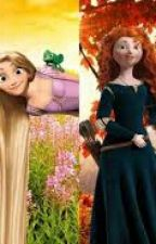 The 4 seasons of Fairy (Big 4 Girls || story) Trailer by Elsa_Freak