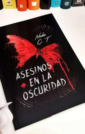 Asesinos en la Oscuridad #PremiosEDR by Nadia_CT