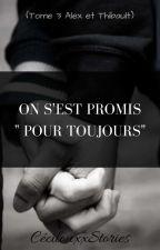 """On s'est promis """"Pour toujours"""" (Tome 3 Alex et Thibault) by PetitAnanasDesIles"""