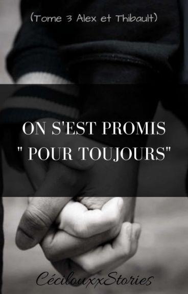 "Une promesse est une promesse. Je t'ai promis "" Pour toujours"" (tome3)"