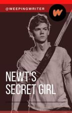La he estado guardando, como a un secreto, sólo para mí... (FanFiction//Newt y Tú) The Maze Runner by WeepingWriter