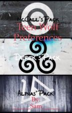 Teen Wolf Preferences by ______Sam______