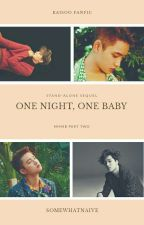 One Night, One Baby || mpreg by somewhatnaive