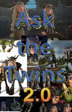 Ask The Twins 2.0 by ninjaocelot00
