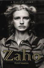 Zaho by RainCimarron