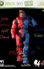 Red vs Blue: The new girl from Earth. by Oliver-Tucker