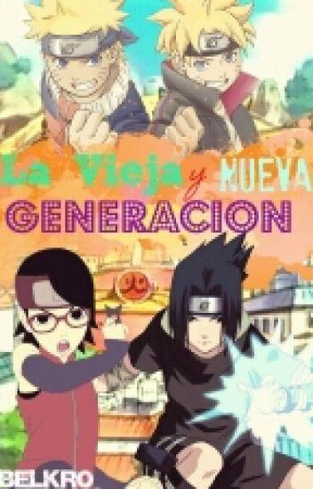 La vieja y nueva generacion