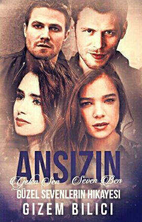 ANSIZIN Serisi (KİTAP OLUYOR) by GzmBlc
