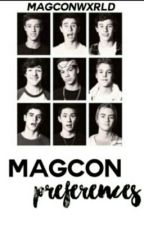 Magcon Preferences by magconwxrld