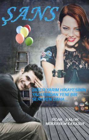 ŞANS  by ucan__balon