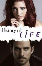 History of my life (Killian Jones) by P_F_Herver