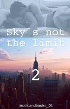 Sky's not the limit 2 ||Luke Hemmings by musicandbooks_01