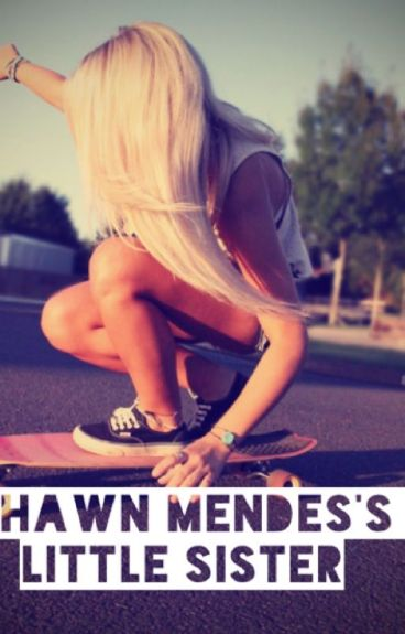 Shawn Mendes's Little Sister