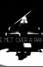 We met over a piano. (Soul Evans x reader) by IWriteLarryFanfics