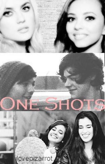 One Shots | [Camren, Jerrie & Larry]