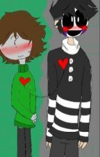 Marionette X Jeremy  a FNAF 2 fanfic by AlfradoTales
