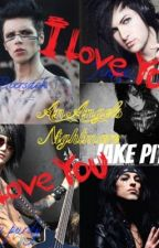 An Angels Nightmare (Andy Biersack FanFiction) by PTVSWSBVBFIRFVK