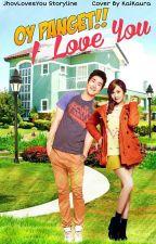Oy Panget! I Love You (Short Story) | ✔ by JhovLovesYou