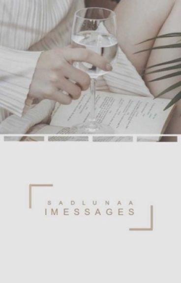 iMessages ☁️ lrh #Wattys2016