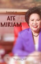 Journal ni Ate Miriam (fan made) by Thorsol_WP