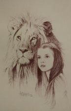 Aslan,Daughter,and The ring by SavannahSteward