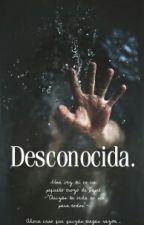 Desconocida . by nami_haruki16