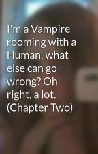 I'm a Vampire rooming with a Human, what else can go wrong? Oh right, a lot. (Chapter Two) by ThePainWillFade