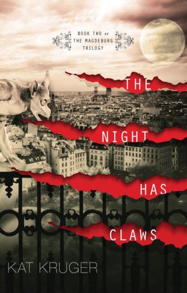 The Night Has Claws (Book Two) EXCERPTS ONLY by KatKruger