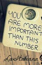 Tú eres más importante que éste numero. by XXKURUMUXX