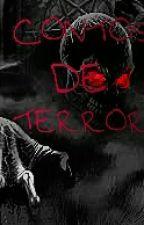 CONTOS DE TERROR by KaylanyGuimares