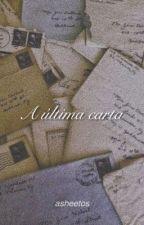 a última carta ☕︎ larry by asheetos