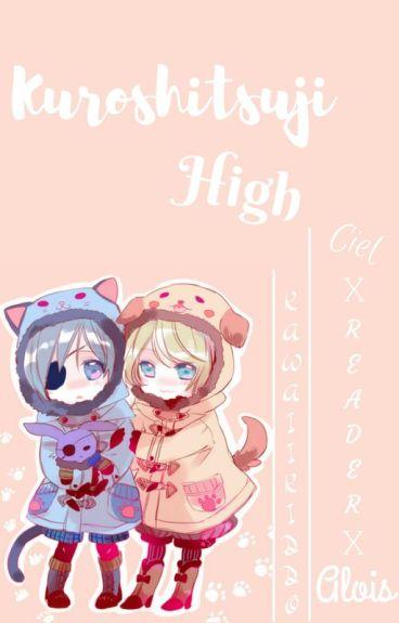 Kuroshitsuji High (Ciel x Reader x Alois)