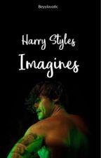 Harry Styles Imagines by EbonyGreene