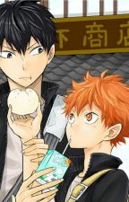 KageHina - Gay? by StrawberryRiceCake