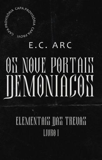 Elementais das Trevas - Os Nove Portais Demoníacos #1 (DEGUSTAÇÃO)