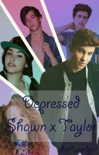Depressed (Shawn-X-Taylor; Shaylor) by that1wierdgirl