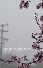 Paper Planes || Cashton by peachiechrissy