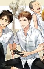 SNK guys x readers by PetwaSan0000