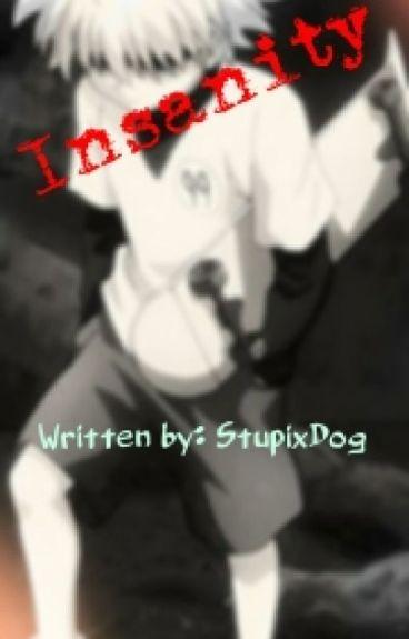 Insanity (Hunter x Hunter fanfic)