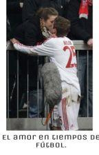 El amor en tiempo de fútbol. |One Shots. by atxviz