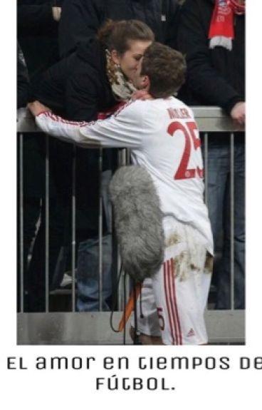 El amor en tiempo de fútbol. |One Shots.