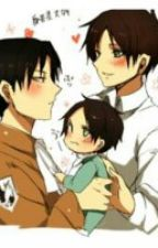 The Problems Of Being A Father (Levi x Eren) by LeslieIsABunny