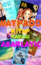 Watpadd Kitap Kapağı Tasarlayıcı by Maviss1632